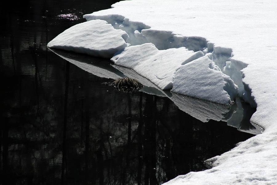 Reit im Winkl Einde Winter